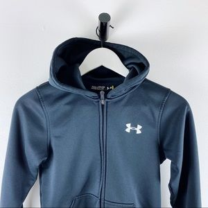 Under Armour UA Boys' Armour Fleece Full Zip